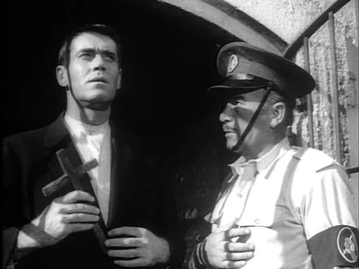 "Henry Fonda as ""A Fugitive""  in The Fugitive"