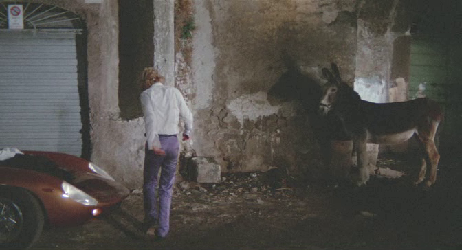 Donkeys in Cinema (2): Poe, Fellini, Stamp and a Donkey