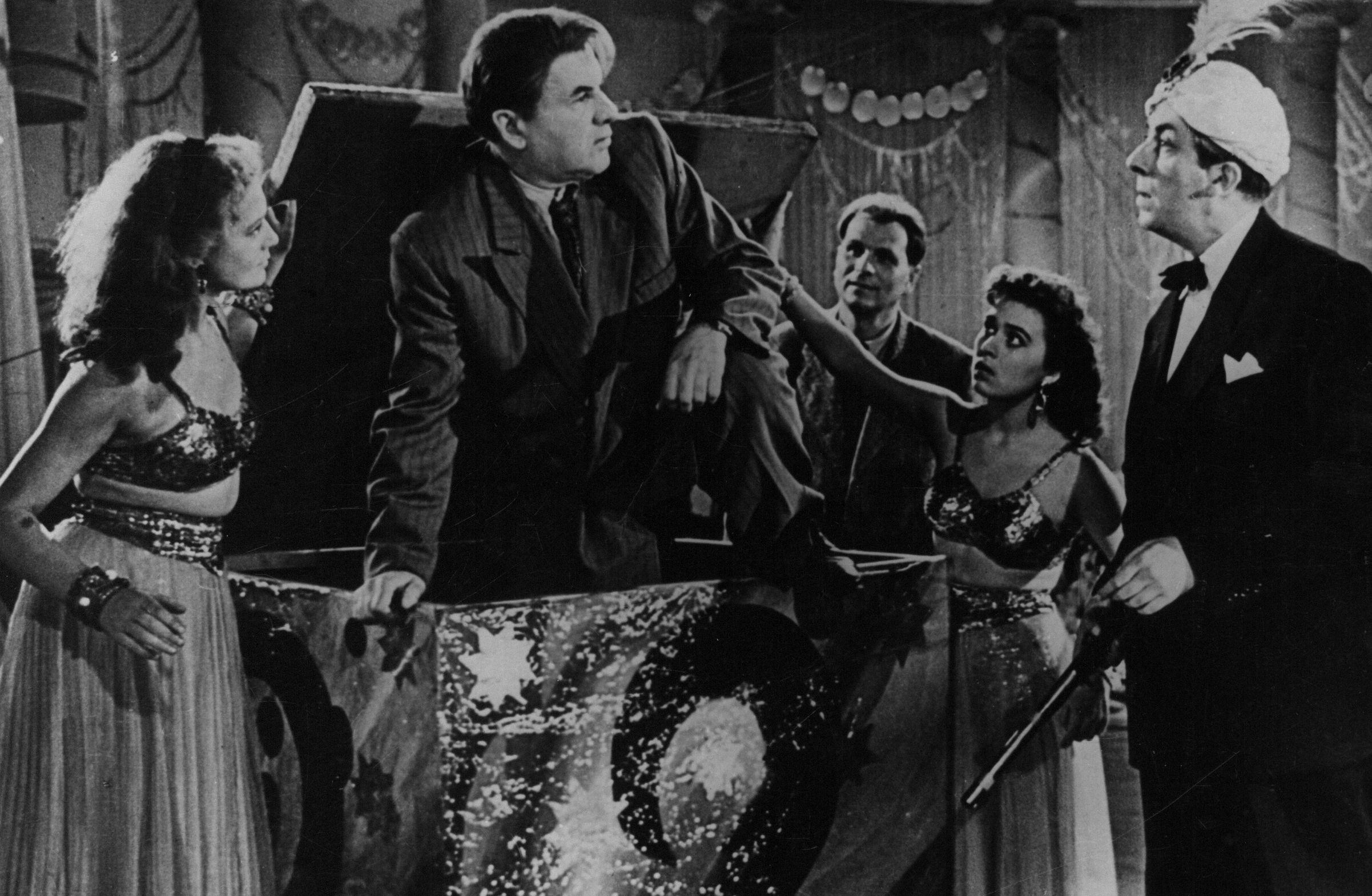 Karnaval'naja noč' (Carnival Night, Ėl'dar Rjazanov, 1956)