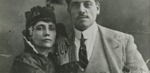 Neapel 1906 (Text von Annabella Miscuglio)