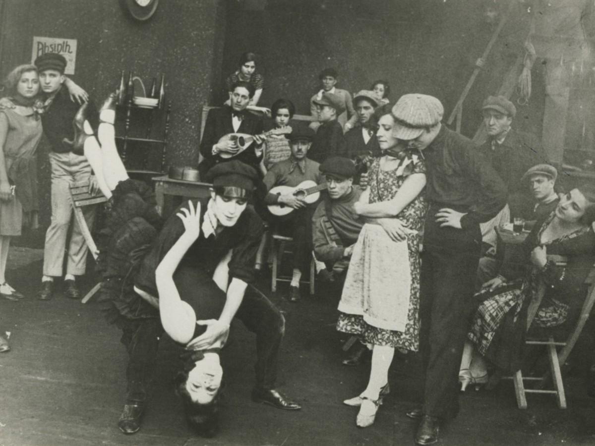 'Nfama!, 1924, Elvira Notari (Foto: Cineteca di Bologna, Film gilt als verschollen)