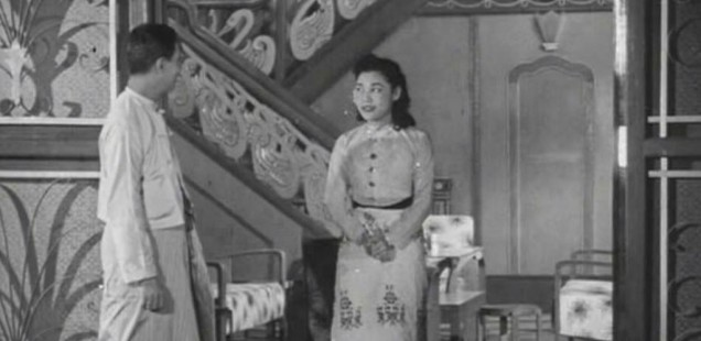 Notes from Forever Film: Yadanabon (1953, Tin Maung)