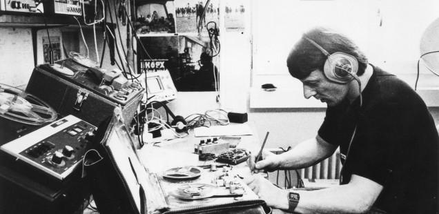 Notes from Forever Film: Grauzone (1979, Fredi M. Murer)
