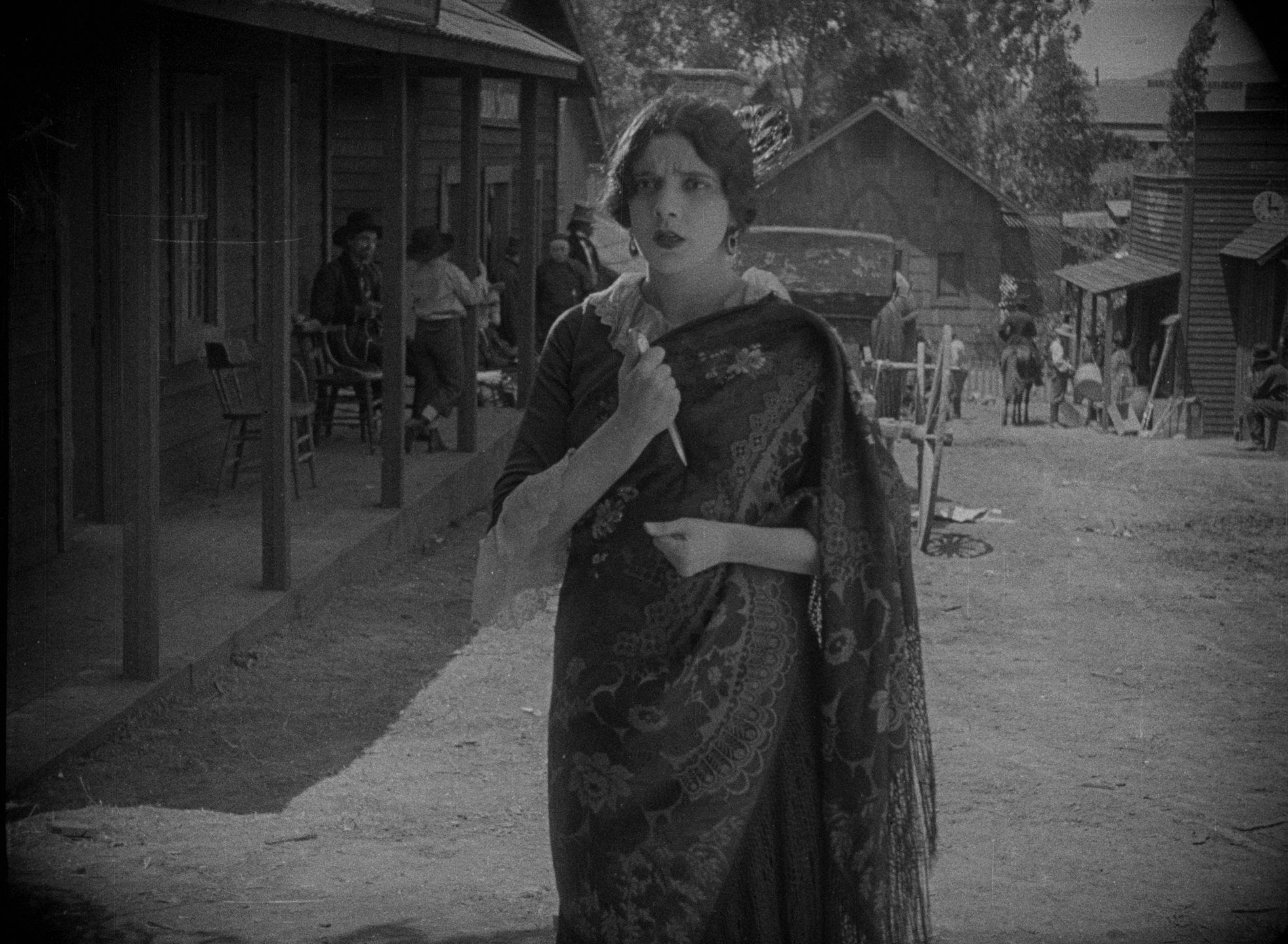 Notes from Forever Film: The Half-Breed (1916, Allan Dwan)