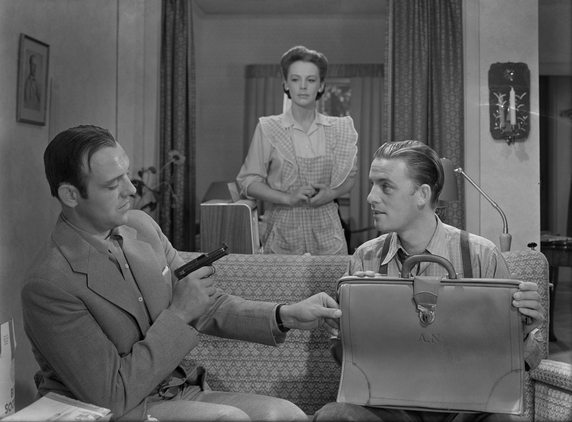 Notes from Forever Film: Sånt händer inte här (1950, Ingmar Bergman)